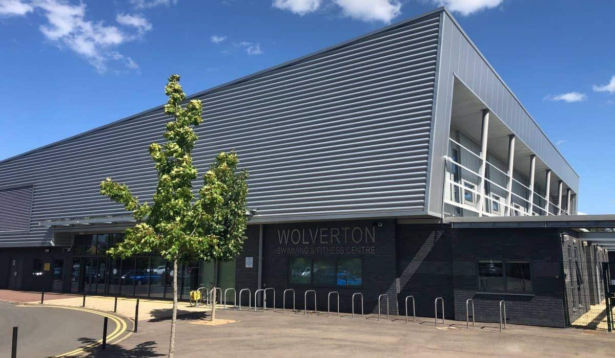 Wolverton Fitness Centre Outside