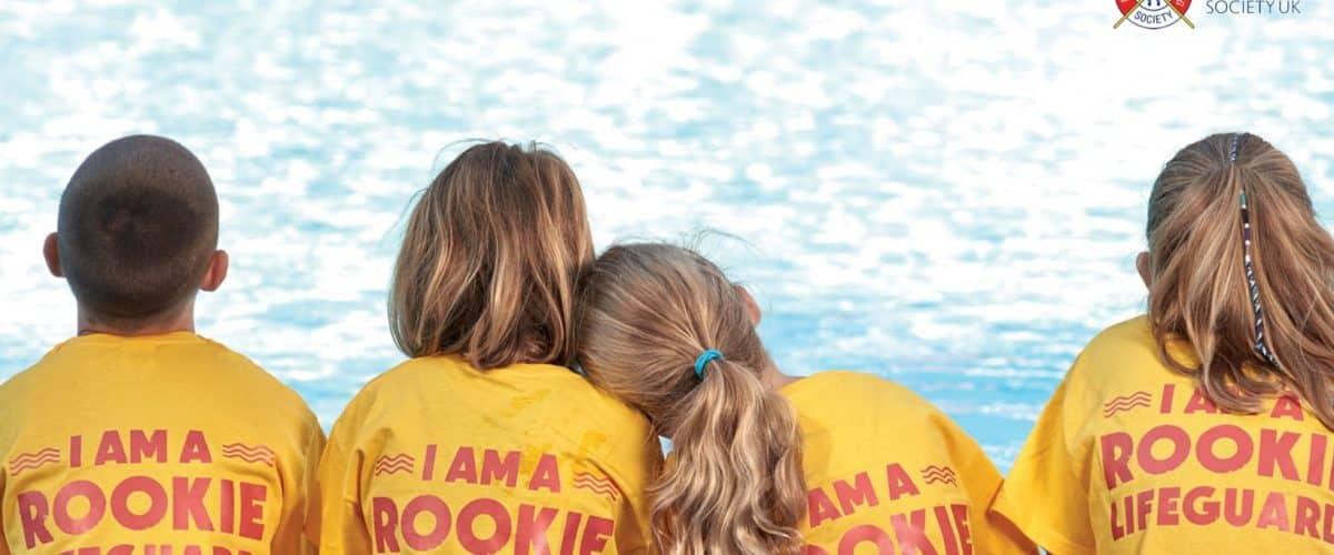 Rookie Lifeguard