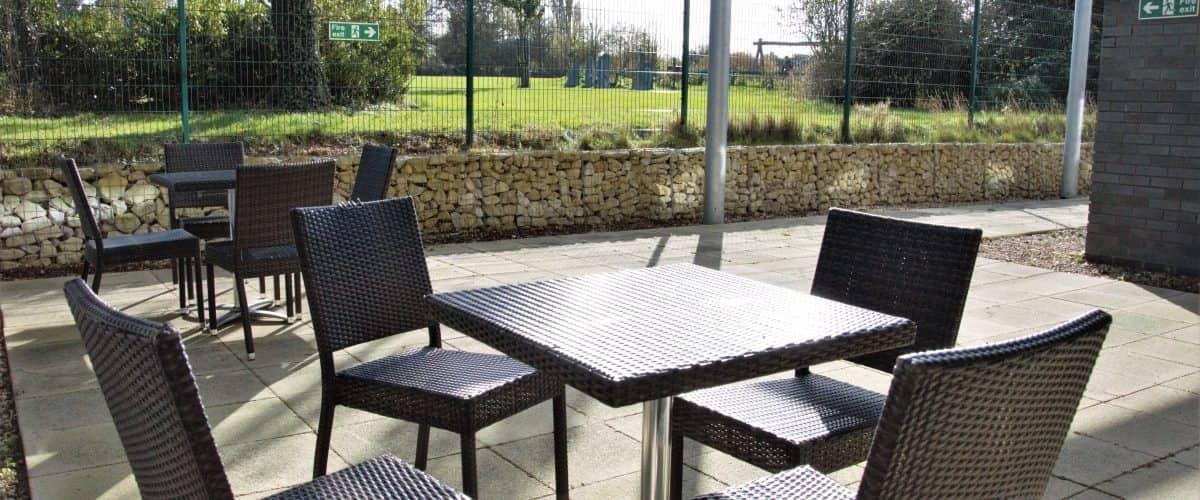 Cafe & Members Lounge