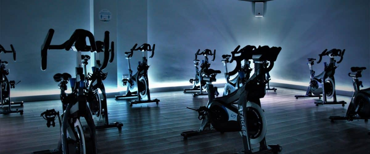 Spin Class Room