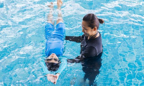 one to one swimming lessons